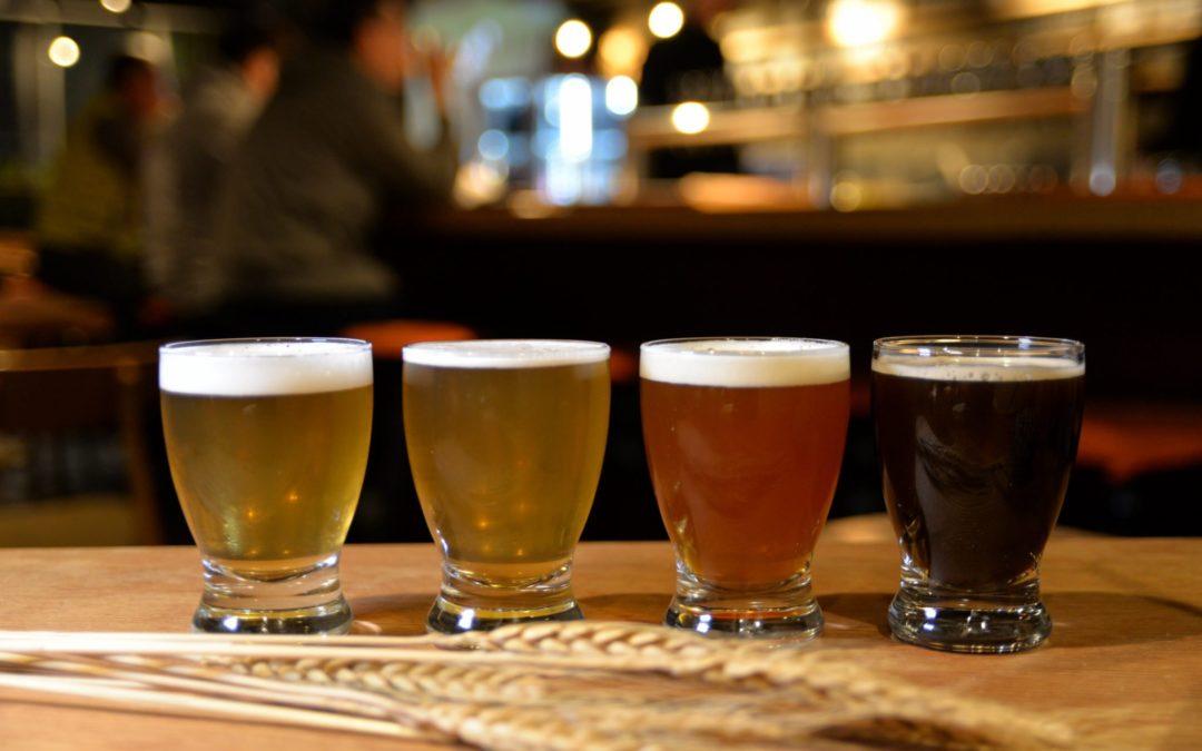 享受精釀啤酒的美味,掌握品酒四關鍵 ∣ 禾樂精釀